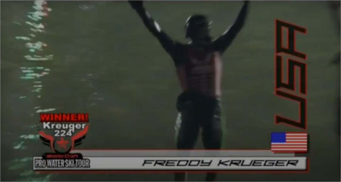Freddy Krueger Video 12